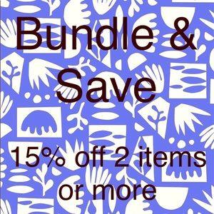 Bundle, bundle, bundle 🌻
